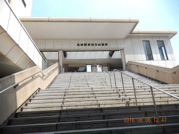 2016-08-06高崎駅10