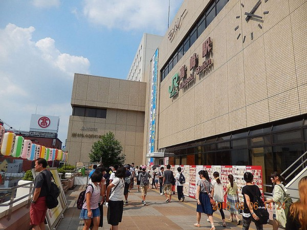 2016-08-06高崎駅11