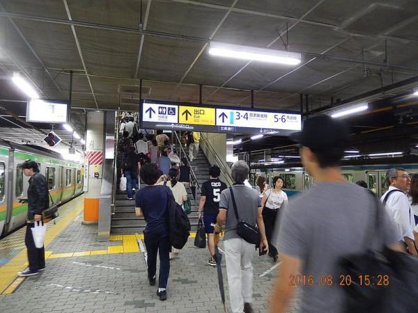 2016-08-20川崎駅02