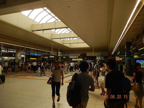 2016-08-20川崎駅03