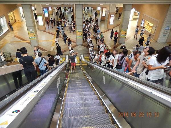 2016-08-20川崎駅06