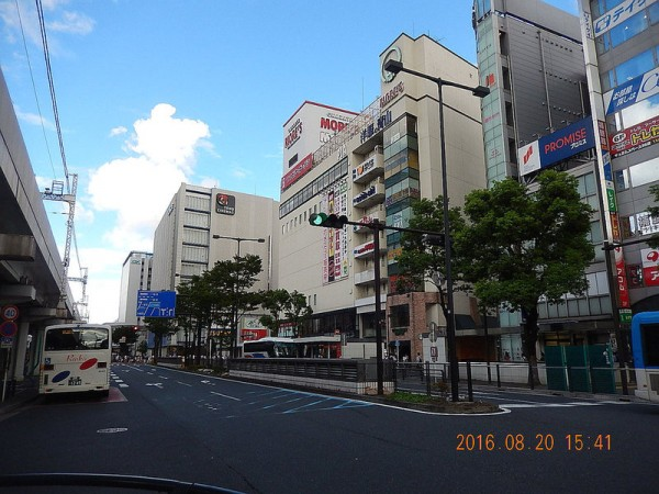 2016-08-20川崎駅11