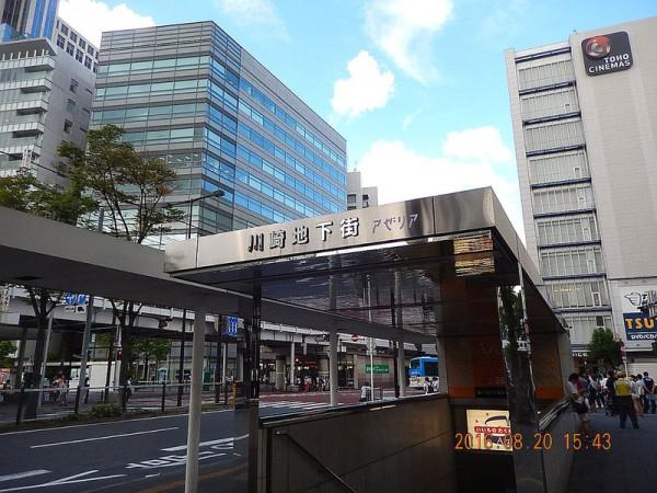 2016-08-20川崎駅12