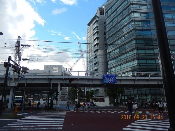 2016-08-20川崎駅13