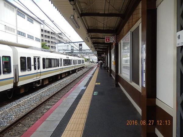 2016-08-27太秦駅02