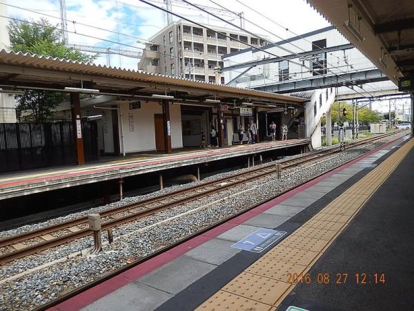 2016-08-27太秦駅05