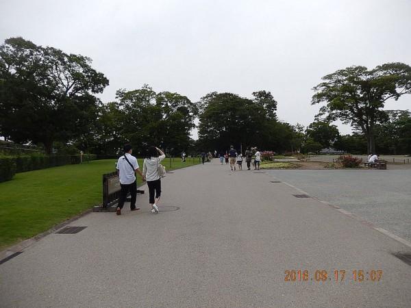 2016-09-17金沢城公園16