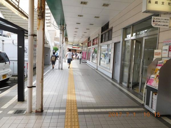 2017-07-01長崎駅10