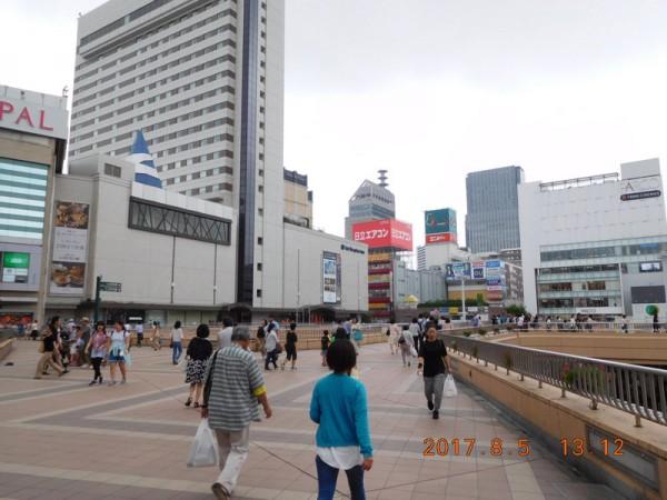 2017-08-05仙台駅10