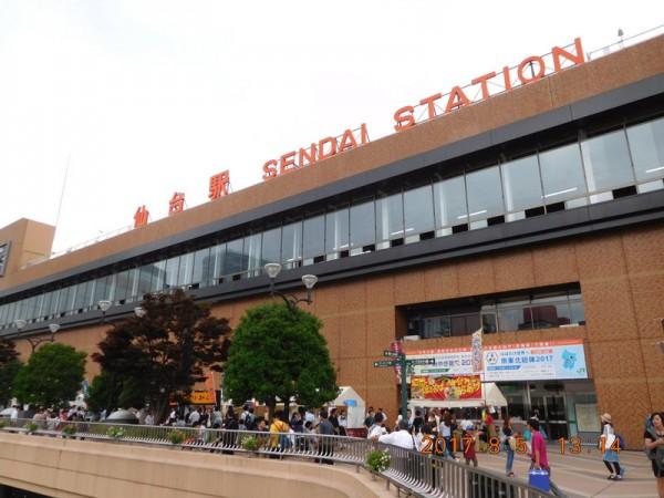 2017-08-05仙台駅11