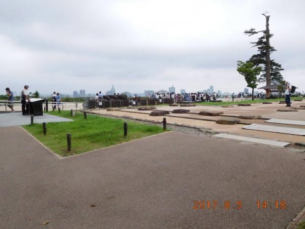 2017-08-05仙台城跡05