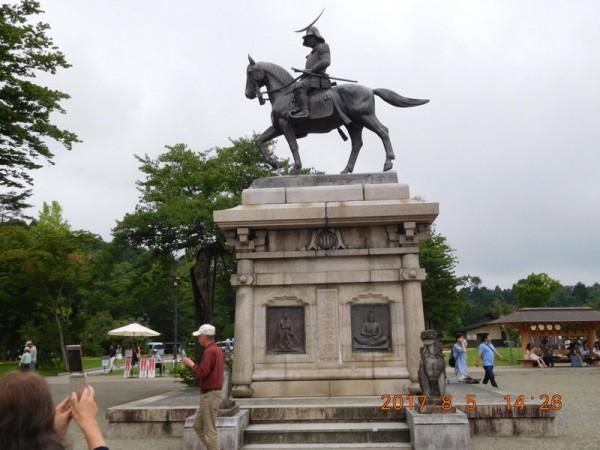 2017-08-05仙台城跡10